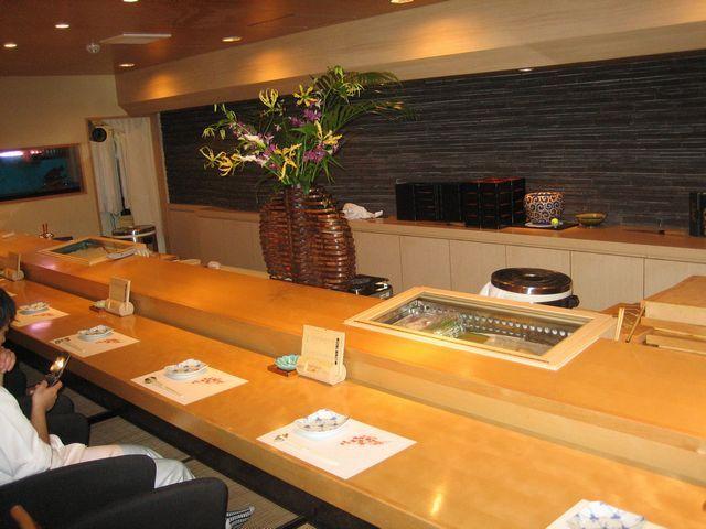 寿司割烹店