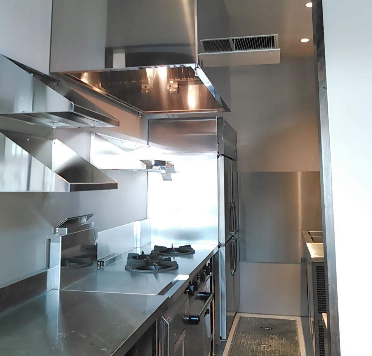 厨房給排気
