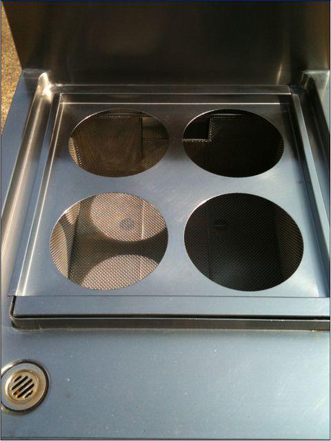 ニチワ電機電気ゆで麺器(冷凍麺対応):ENB-450H