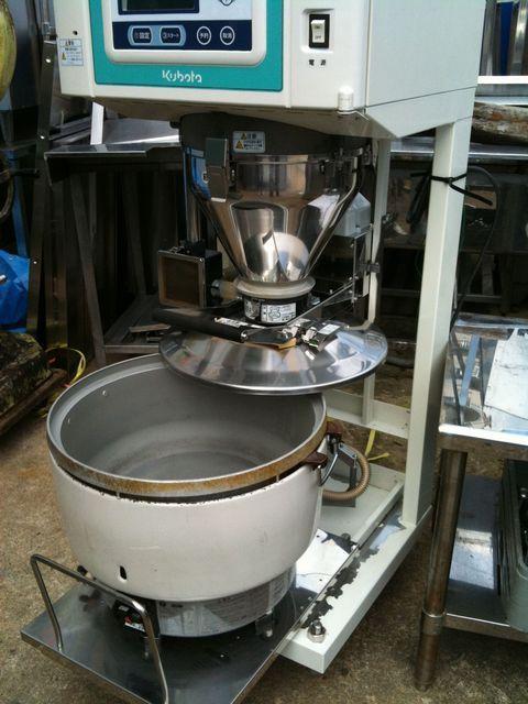 クボタ/自動炊飯器:KR-721A