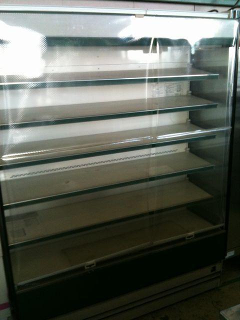 サンヨー多段オープン冷蔵ショーケース:SAR-590AG