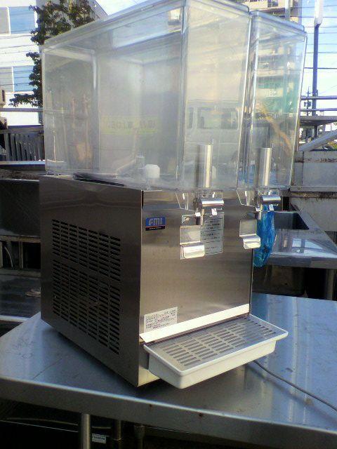 FMI撹拌式ジュースサーバー:DS-10W
