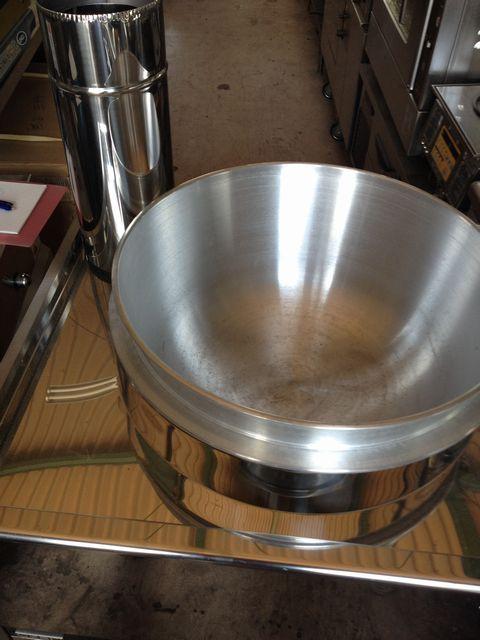 オザキガス麺ゆで機(未使用品)